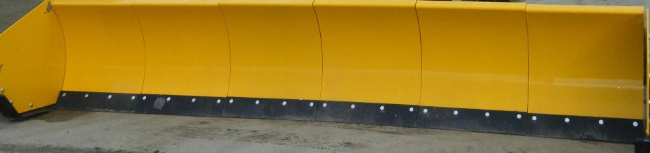 LD14 Arctic Sectional Snow Plow