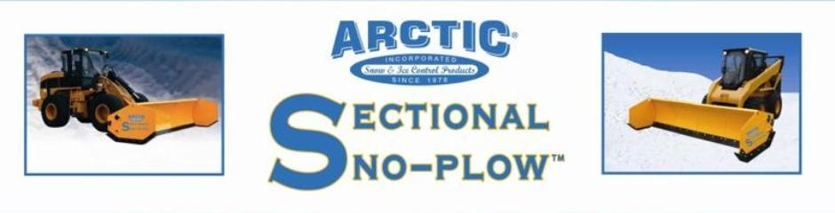 Arctic HD and LP  Sectional Snow Plow models