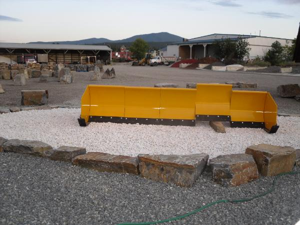 Authorized Distributor For Arctic Sectional Snow Plow Bc